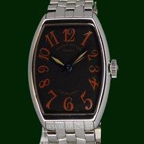 Franck Muller Casablanca 5850 CASA SAHARA Stainless Steel
