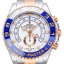 Rolex Yacht-Master II neu 2019 Automatik Uhr mit Original-Box und Original-Papieren 116681