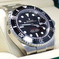 Rolex Sea-dweller 4000 126600 Steel Diver Watch Ceramic Bezel...