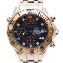 Omega Seamaster Diver 300 M Professional Chronograph