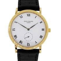 Patek Philippe 3919 Yellow gold Calatrava 33mm pre-owned United States of America, Florida, Boca Raton