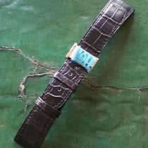 Corum 21/18 Coco Strap with Steel Clasp