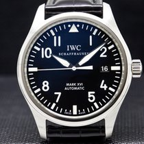 IWC IW325501 Mark XVI Black Dial SS (27780)