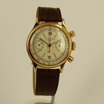 Patek Philippe Yellow gold 35mm Manual winding 1463 pre-owned