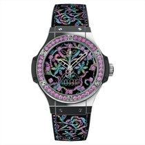 Hublot Big Bang Broderie Stahl 41mm