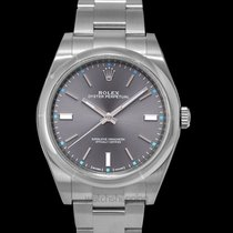 Rolex Oyster Perpetual 39 Steel 39mm Grey United States of America, California, San Mateo