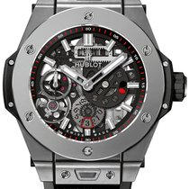 Hublot Big Bang Meca-10 Titanium 45mm Transparent No numerals United States of America, New York, New York