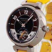Louis Vuitton Beyaz altın 44mm Otomatik Q1061 ikinci el