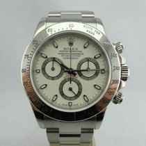 Rolex Daytona Cream Panna Dial K serial Full Ita 2003