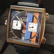 TAG Heuer CAW211R Steel Monaco (Submodel) 39mm