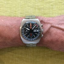 Lemania 40mm Automatic 1980 pre-owned