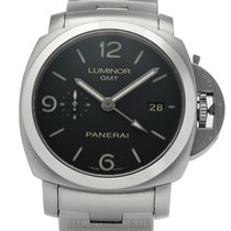 Panerai Luminor 1950 3 Days GMT Automatic PAM 329 2012 pre-owned