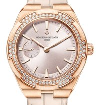 Vacheron Constantin Rose gold Automatic Pink 37mm new Overseas