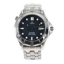 Omega Seamaster Diver 300 M Acero 43mm Negro