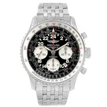 Breitling Navitimer Cosmonaute Steel 43mm Black Arabic numerals United States of America, Georgia, Atlanta