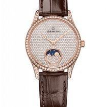 Zenith 22.2310.690/79.C713 Rose gold Elite 33mm new United States of America, Florida, North Miami Beach