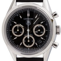 Heuer Steel 34mm Automatic pre-owned