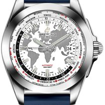 Breitling Steel 44mm Automatic WB3510U0-A777-121S new