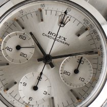 Rolex Chronograph Steel 36mm Silver No numerals Singapore, Singapore