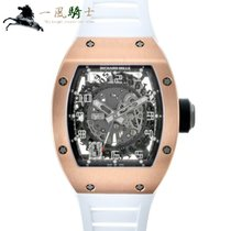 Richard Mille RM 010 Oro rosado 48mm Gris