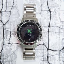 Garmin Titanium 46mm Quartz 010-02006-04 new