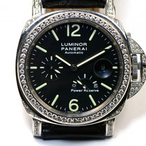 Panerai Luminor Power Reserve 44mm Black United States of America, Pennsylvania, Philadelphia