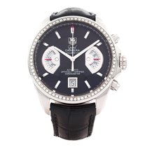 TAG Heuer Grand Carrera Steel 43mm Black No numerals United States of America, Arizona, SCOTTSDALE