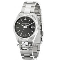 Philip Watch Steel 42mm Quartz R8253107510 new