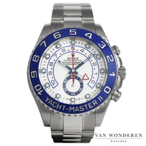 Rolex Yacht-Master II Staal 44mm Wit Nederland, Purmerend