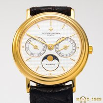 Vacheron Constantin Yellow gold 34mm Automatic 46009 pre-owned