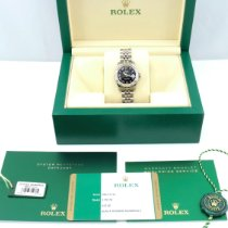 Rolex Lady-Datejust Steel 26mm Black United States of America, Wisconsin, West Bend