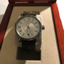 Mühle Glashütte Women's watch 33mm Automatic pre-owned Watch with original box and original papers