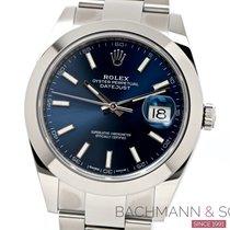 Rolex Datejust II Stahl 41mm Blau Keine Ziffern Deutschland, München
