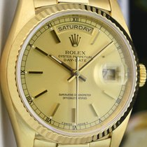 Rolex Day-Date 36 36mm Champagne