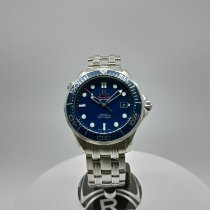 Omega Seamaster Diver 300 M Сталь 41mm Синий Без цифр Россия, Санкт-Петербург