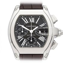 Cartier Roadster Steel 47,6mm Black United Kingdom, London