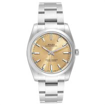 Rolex Oyster Perpetual 34 114200 2016 new