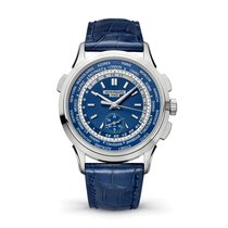 Patek Philippe World Time Chronograph 5930G-001 2019 new