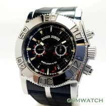 Roger Dubuis 46mm Manual winding Easy Diver pre-owned