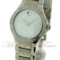 Movado S.E. (Sports Edition) Medium, Mother of Pear Dial,...