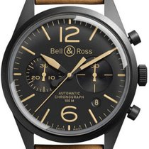 Bell & Ross Steel 44.6mm Automatic BR126-HERITAGE new United States of America, New York, Brooklyn