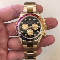 Rolex 116598 RBOW Gelbgold Daytona