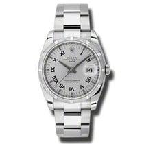 Rolex Oyster Perpetual Date 115210 sro new