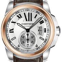 Cartier Calibre de Cartier Gold/Steel 42mm