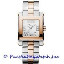 Chopard 278498-9001 Gold/Steel Happy Sport 27mm new United States of America, California, Newport Beach