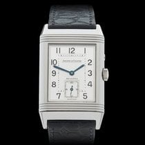 Jaeger-LeCoultre Reverso Night & Day Stainless Steel Gents...