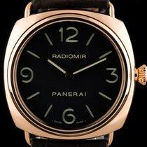 Panerai Radiomir Rose Gold