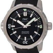 IWC : Aquatimer :  IW329001 :  Stainless Steel (brushed)