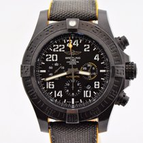 Breitling Avenger Hurricane Military Limited Edition Black...