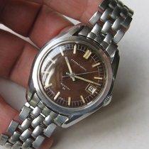 Eterna Matic Kontiki 20 Ref. 130 FTT Automatic 37mm Vintage Steel